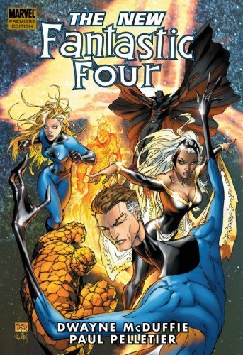 The New Fantastic Four by Dwayne McDuffie (2007-11-28)