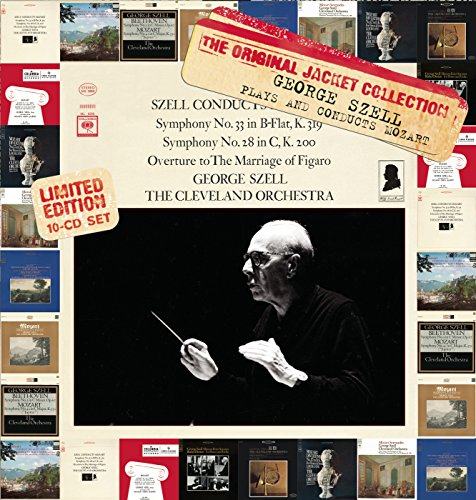 George Szell Plays and Conduct...