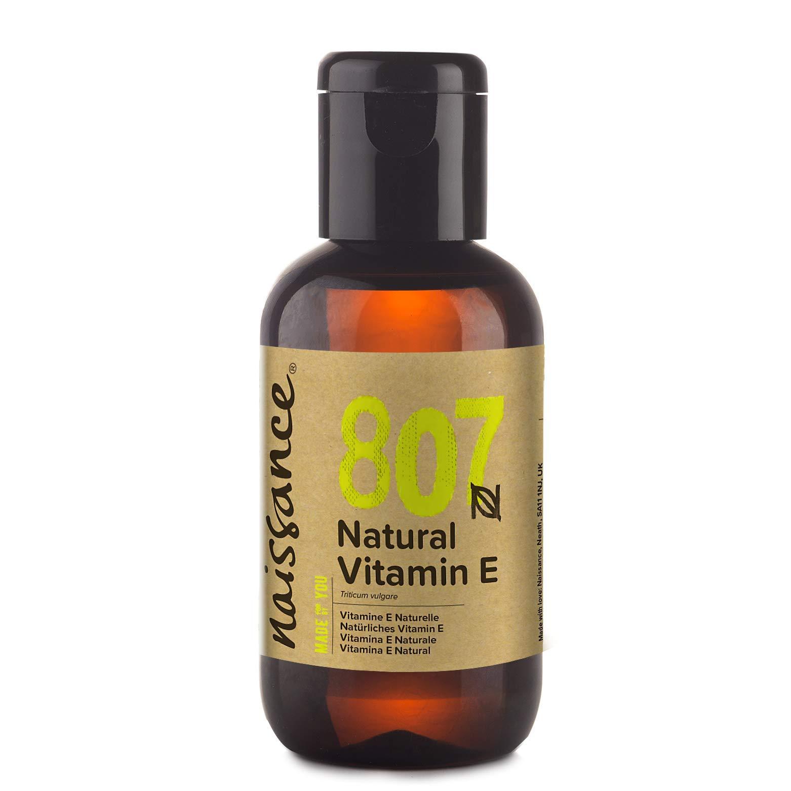 Naissance Vitamin E Oil – 100% Pure – 60ml