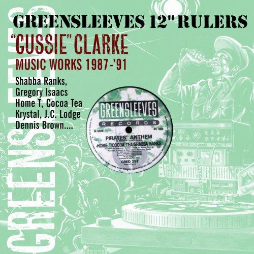 """12"""""""" Rulers - Gussie Clarke's ..."""