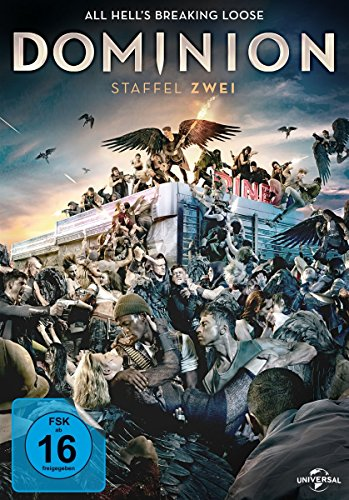 Staffel 2: All Hell's Breaking Loose (4 DVDs)