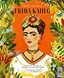 Portrait of an artist Frida Kahlo