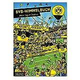BVB Borussia Dortmund WIMMELBUCH für Kinder & Erwachsene Spiel