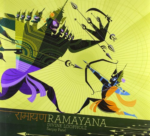 Ramayana por Sanjay Patel