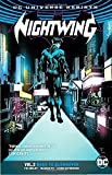 Nightwing Vol. 2: Back to Blüdhaven (Rebirth)
