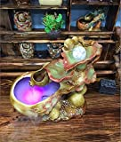 swdg Luftbefeuchter Keramik Keramik Spray Startseite Creative Cabasa von Wasser 91463Gerät, 33* 38cm