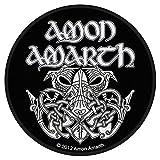Amon Amarth parche-Odin Patch-tejida & licencia oficial.