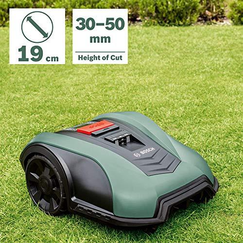 Bosch Mähroboter Indego 350 Connect mit App – Rasenfläche bis zu 350 m² + Garage - 3
