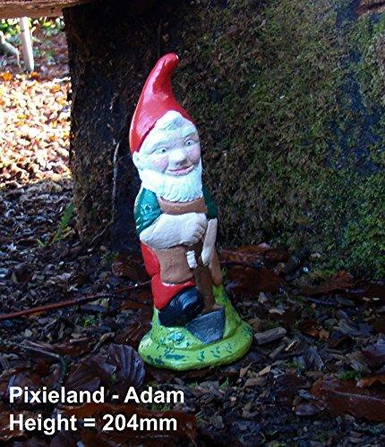 Garden Gnome ~ Adam ~ Graben mit Schaufel