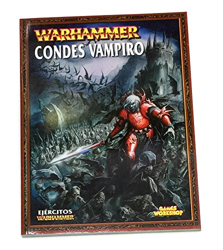 Ejércitos Warhammer. Condes Vampiro