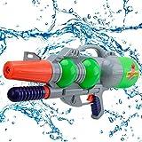 Hanmun Pistolet à eau Super Soaker Pulvérisateur enfants Squirt Gun Le jeu de tir en plein air le plus populaire d'été Beach Garden Toy pour garçons filles