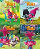 Nelson Mini-Bücher: 4er Dreamworks Trolls 1-4