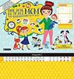 2016 Mom Do It All Magnetic Wall Calendar