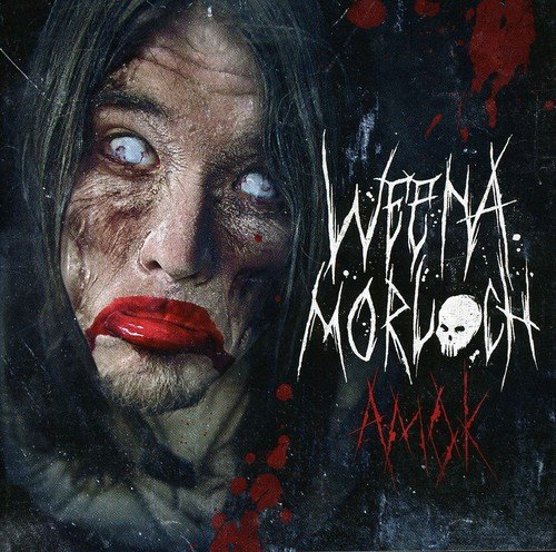 Weena Morloch: Amok (Audio CD)