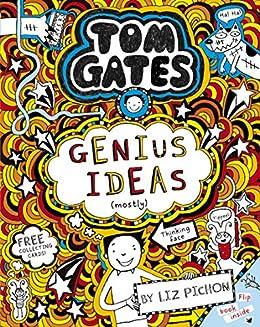 Tom Gates 4: Genius Ideas (mostly) (Tom Gates series) (English ...