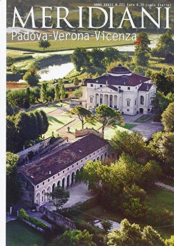 Padova, Verona, Vicenza (Meridiani)
