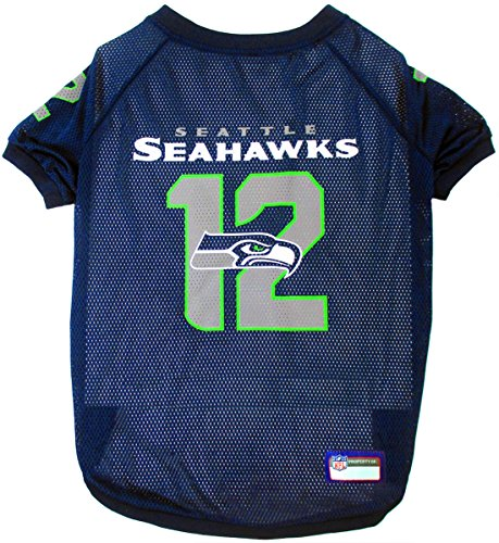 seattle-seahawks-xxl-12th-man-jersey-dogs-gear-up-big-game-outdoor-play-time