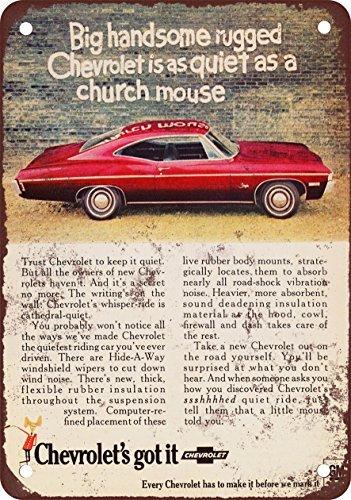 metal-poster-1968-chevrolet-impala-vintage-look-reproduccion-placa-metalica-para-la-pared