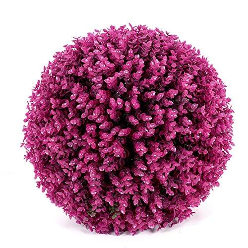 Gaeruite Simulado Bola de Hierba Decorativa