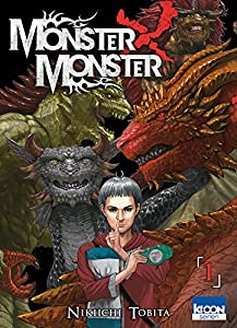 Monster x Monster Edition simple Tome 1