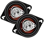 BOSS Audio Systems CH3220 Car Speakers - 140 Watts of Power Per Pair and 70 Watts Each, 3.5 Inch, Full Range, 2 Way, Sold...