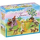 Playmobil 5451 - fairies Fée de la musique avec animaux de la fôret