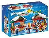 Playmobil - Mercadillo navideño (55870)