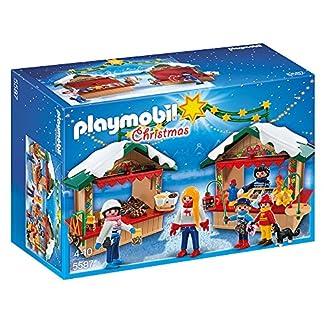 PLAYMOBIL – Mercadillo navideño (55870)