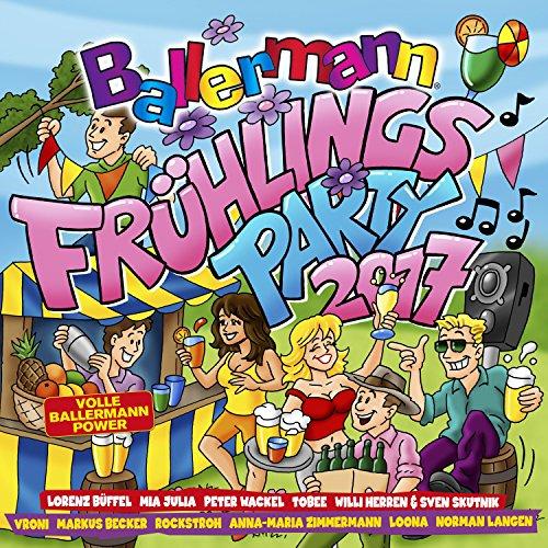 Ballermann Frühlingsparty 2017...