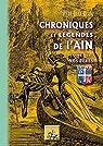 Chroniques et légendes de l'Ain tome III : nos pères par Ame de Gy
