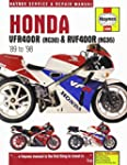 Honda VFR 400 Service and Repair Manual
