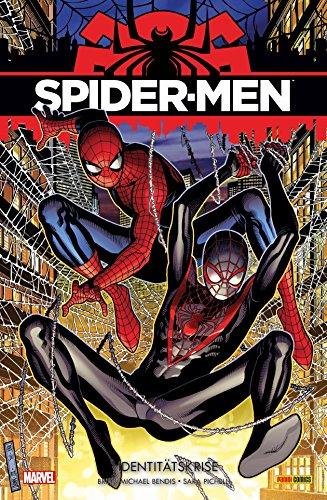 Spider-Men I: Identitätskrise (Miles Spiderman Ultimate Morales)
