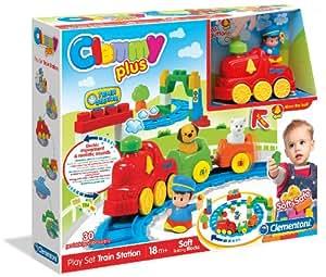 Clementoni - 14928-Clemmy Plus - Train sonore-CLEMMY