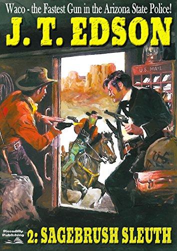Waco 2: Sagebrush Sleuth (A Waco Western) (English Edition)