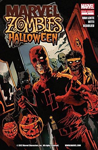 Marvel Zombies Halloween #1 (English Edition)
