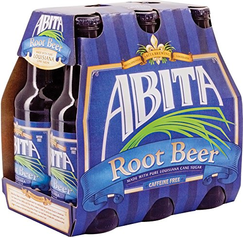 Abita Root Beer (alkoholfrei) 6x 355ml Flasche inklusive Einwegpfand