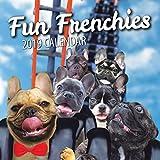 Fun Frenchies 2019 Wandkalender Französische Bulldogge 2019