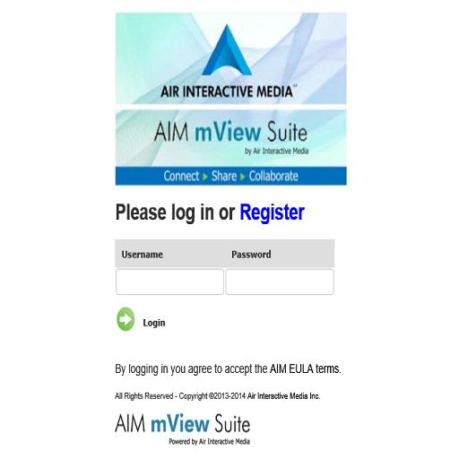 AIM mView Suite Iphone Suite