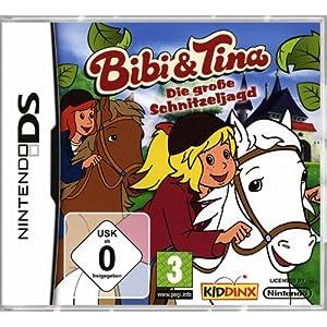 Bibi und Tina – Die große Schnitzeljagd
