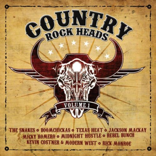 Country Rock Heads Vol. 1