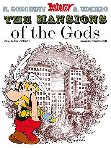The Mansions of The Gods: Album 17 (Asterix) por René Goscinny