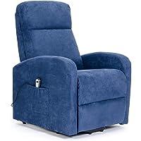 WEYFLY Sofa Set Divano Comoda e Resistente 100 x 35 x 90 cm Poltrona Relax Gonfiabile con Poggia Piedi