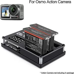 Osmo Action Camera Akkuladegerät 3 In 1 Elektronik