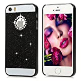 DORRON Fashion Girls iPhone5 / iPhone5s / iPhoneSE Black - NEW Trendy Luxury