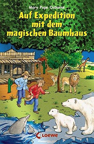 Cover des Mediums: Auf Expedition mit dem magischen Baumhaus