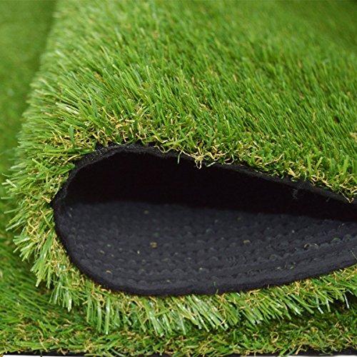 STI Campione prova il prato sintetico erba giardino artificiale 7mm 15mm 20mm 30mm 40mm 50mm selezione esempio
