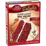 Betty Crocker Super Moist Cake Mix - Red Velvet