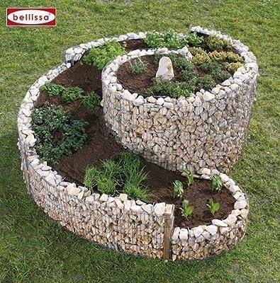 Kräuterspirale 150 x 200 cm 95600 von bellissa bei Du und dein Garten