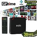 GFtime MX9 Android 4.4 Smart TV BOX RK3229 Quad core 1GB/8GB 4K Full HD HDMI KODI Media Player