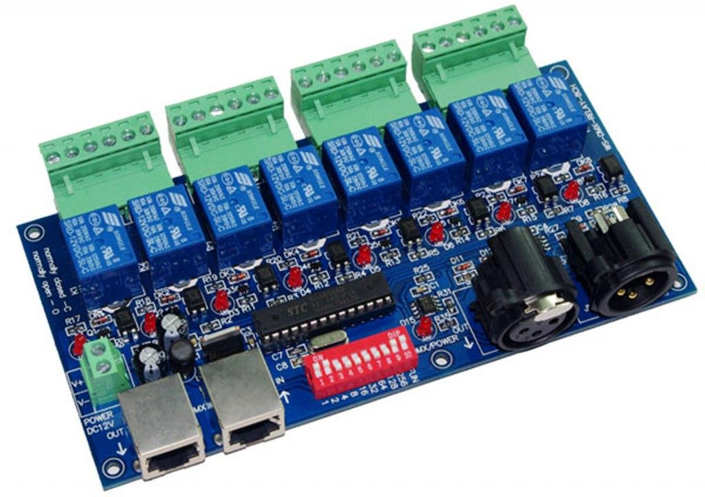 8CH-DMX-Relay-Switch-Dmx512-Controller-Relay-Output-DMX512-Relay-Control-8-Way-Relay-Switchmax-10A